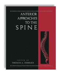 Anterior Approaches to the Spine (inbunden)