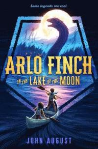 Arlo Finch in the Lake of the Moon (inbunden)