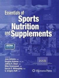 Essentials of Sports Nutrition and Supplements (häftad)