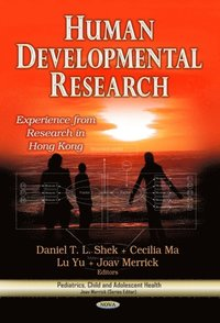 Human Developmental Research (e-bok)