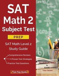 SAT Math 2 Subject Test Prep av Sat Math Ii Prep Team (Häftad)