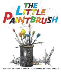 Little Paintbrush (e-bok)
