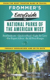 Frommer's EasyGuide to National Parks of the American West (häftad)