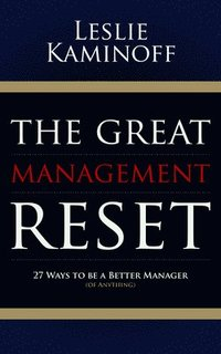 Great Management Reset (häftad)