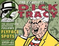 Complete Chester Gould's Dick Tracy Volume 19 (inbunden)