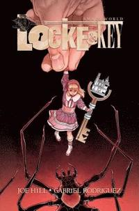 Locke &; Key Small World Deluxe Edition (inbunden)