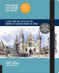 The Urban Sketching Art Pack (inbunden)