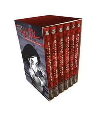 Battle Angel Alita Deluxe Complete Series Box Set (inbunden)