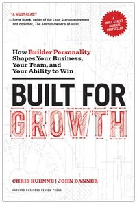 Built for Growth (inbunden)