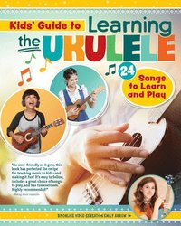 Kids Guide to Learning the Ukulele (häftad)