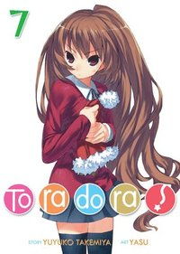 Light Novel 1 Toradora! Vol