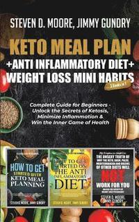 Keto Meal Plan + Anti Inflammatory Diet + Weight Loss Mini