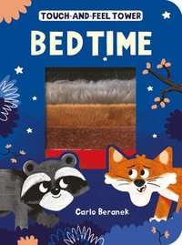 Touch-And-Feel Tower: Bedtime (kartonnage)
