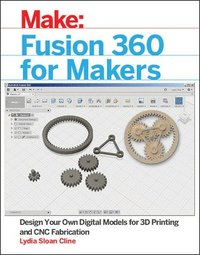 Fusion 360 for Makers (häftad)
