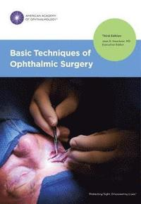 Basic Techniques of Ophthalmic Surgery (häftad)