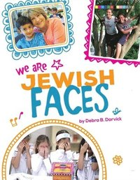 We Are Jewish Faces (inbunden)
