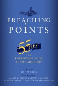 Preaching Points (e-bok)