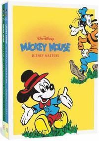 Disney Masters Gift Box Set #1: Walt Disney's Mickey Mouse: Vols. 1 & 3 (inbunden)