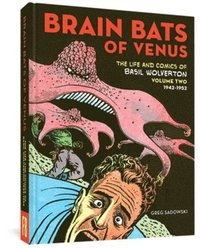 Brain Bats Of Venus (inbunden)