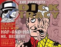 Complete Chester Gould's Dick Tracy Volume 23 (inbunden)