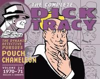 Complete Chester Gould's Dick Tracy Volume 26 (inbunden)