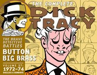 Complete Chester Gould's Dick Tracy Volume 27 (inbunden)