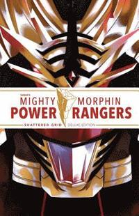 Mighty Morphin Power Rangers: Shattered Grid Deluxe Edition (inbunden)
