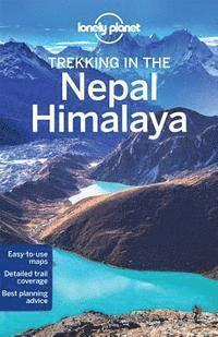 Lonely Planet Trekking in the Nepal Himalaya (häftad)