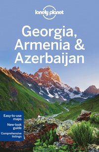 Lonely Planet Georgia, Armenia &; Azerbaijan (häftad)