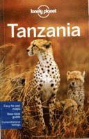 Lonely Planet Tanzania (häftad)