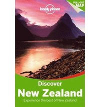 Lonely Planet Discover New Zealand (häftad)