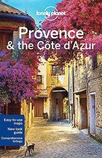 Lonely Planet Provence &; the Cote d'Azur (häftad)