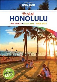 Lonely Planet Pocket Honolulu (häftad)