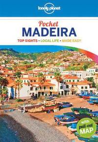 Lonely Planet Pocket Madeira (häftad)