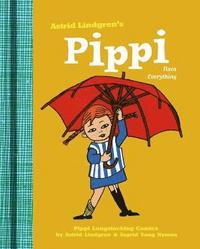 Pippi Fixes Everything (inbunden)