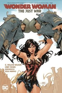 Wonder Woman Volume 1: The Just War (inbunden)