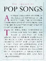 The Library of Pop Songs (häftad)