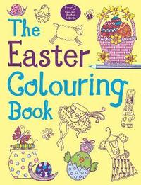 The Easter Colouring Book (häftad)