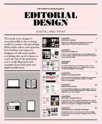 Editorial Design: Digital &; Print (häftad)