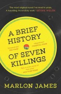 A Brief History of Seven Killings (häftad)