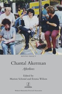 Chantal Akerman (inbunden)