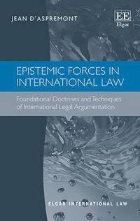Epistemic Forces in International Law (inbunden)