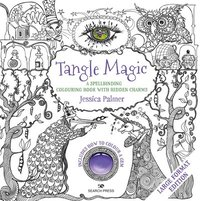 Tangle Magic (large format edition) (häftad)