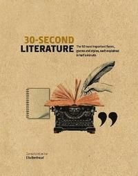 30-Second Literature (inbunden)