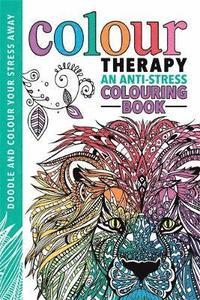 Colour Therapy An Anti Stress Colouring Book Av Richard Merritt