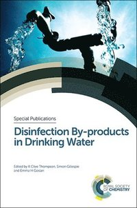 Disinfection By-products in Drinking Water (inbunden)