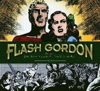 Flash Gordon Dailies (inbunden)