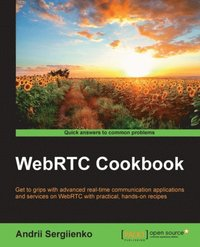 WebRTC Cookbook (e-bok)