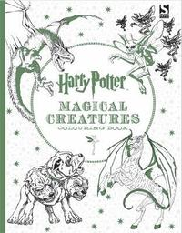 Harry Potter Magical Creatures Colouring Book (häftad)