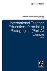 International Teacher Education (inbunden)